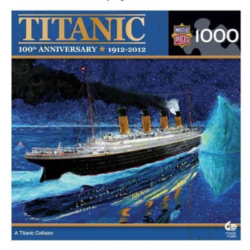 Puzzles Titanic 61xrXUmMbAL