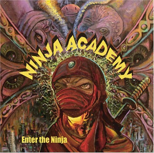 Ninja Academy - Enter The Ninja by Ninja Academy (2004-05-03 ...