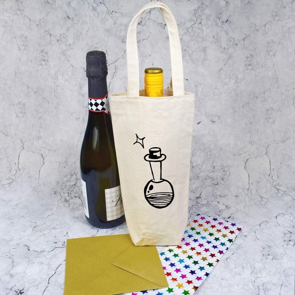 Azeeda Potion Magique Cadeau Sac de Voyage pour Bouteille de vin BL00013616