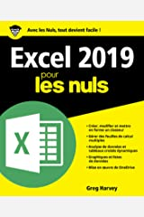 Excel 2019 pour les Nuls (French Edition) Kindle Edition