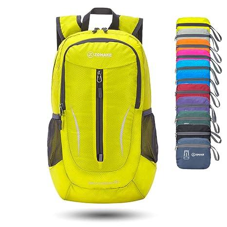 72779b2e496d4 ZOMAKE Ultra Lightweight Packable Rucksack