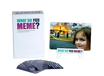 Gtnk Spaß Und Kreativ Party Spiel Was Hast Du Meme Für