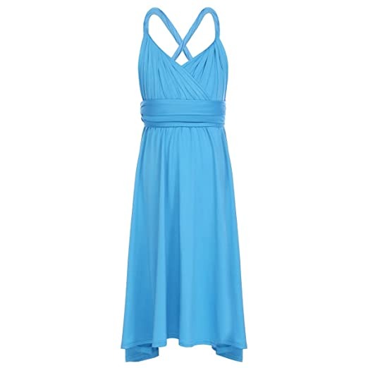 Blue Short Dresses for Evening Weddings