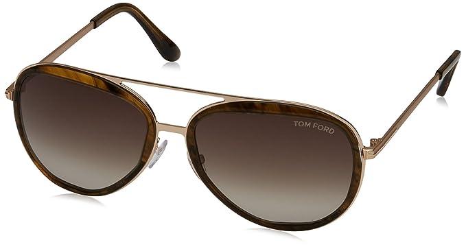 2ba8977575b Tom Ford Sunglasses FT0468 41K (58 mm) Marrón