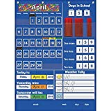 all about number chart - All About Today Calendar Pocket Chart