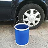 Simculpt 3.4Gal Portable Collapsible Bucket
