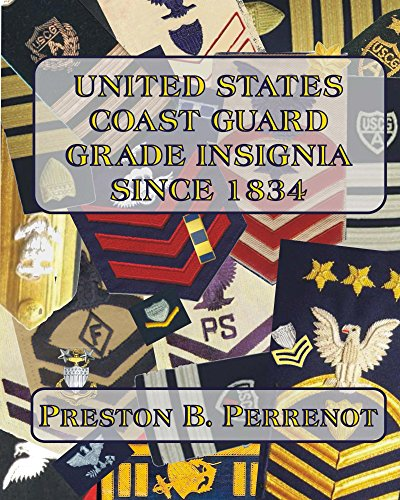 United States Coast Guard Grade Insignia Since 1834
