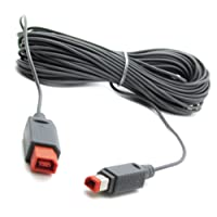 Sensor Bar Extension Cable 30ft for Wii & Wii U - Nextronics