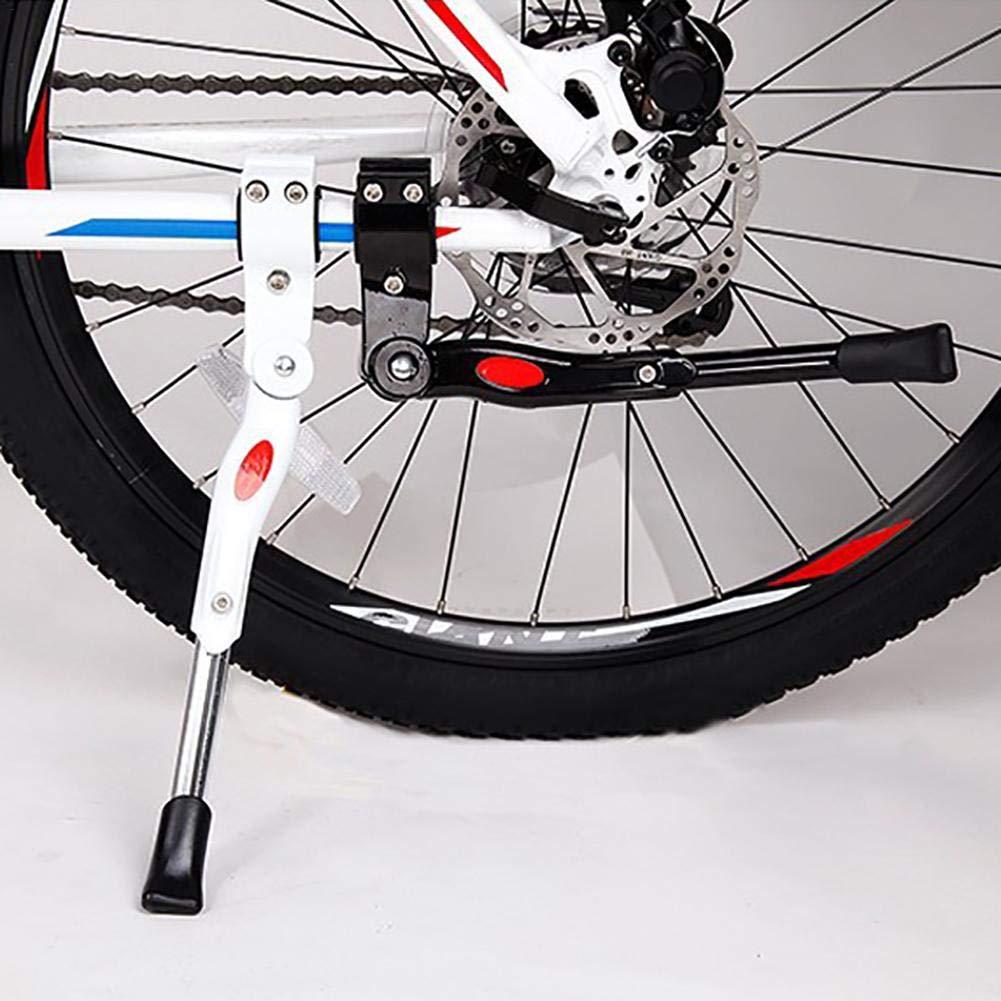 Oddity B/équilles pour v/élo dalliage daluminium de b/équille arri/ère r/églable de b/équille de c/ôt/é arri/ère de Support de Bicyclette pour v/élo de Montagne//v/élo de Route//BMX//VTT