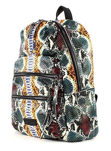 Liebeskind Berlin  Sakus7 Snake, Sac à main à bretelles pour port en sac à dos femme taille unique