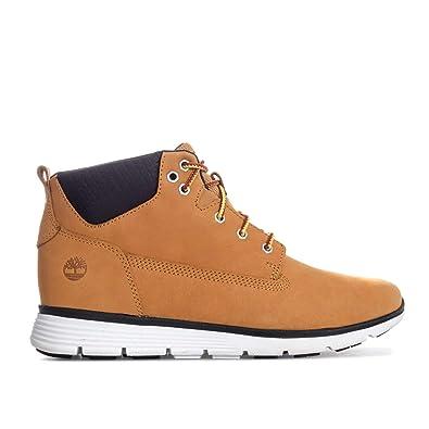 sklep specjalne wyprzedaże zasznurować Timberland Junior Boys Killington Chukka Boots in Wheat- Lace Fastening-