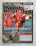 Reggie Bush - USC Trojans - Gamebreakers - Regional Issue - Sports Illustrated - August 15, 2005 - College Football Preview - SI