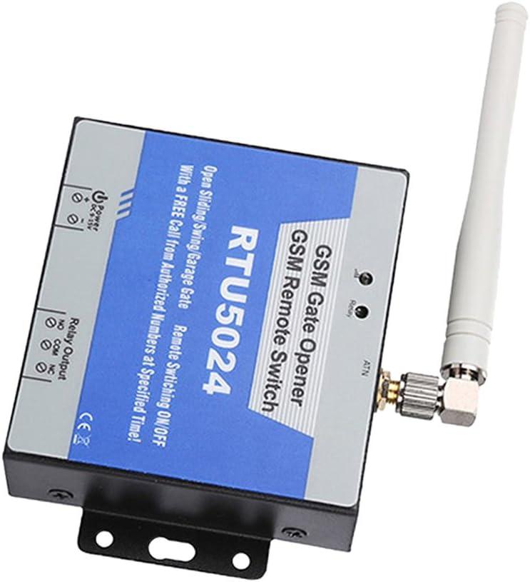 FLAMEER RTU5024 GSM Gate Opener Wireless Door Phone Remote Control Free Call