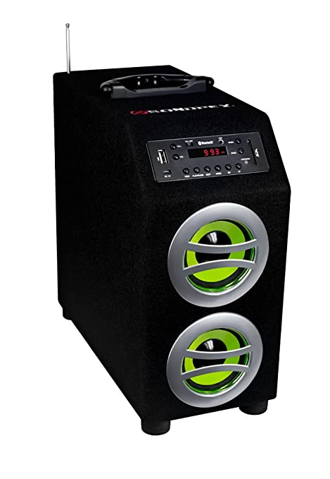 Review Sondpex CSF-D45B Portable Bluetooth