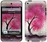GelaSkins Protective Skin for iPod Touch 4G with Access to Matching Digital Wallpaper Downloads - Bloom