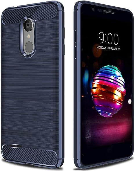 Amazon Com Asmart Lg K30 Case Lg K10 2018 Case Lg Phoenix Plus Case Lg Premier Pro Case Lg Harmony 2 Case Lg X4 Plus Case Shock Absorption Lg K30 Phone Case Slim Flexible Cover Tpu Bumper Protective