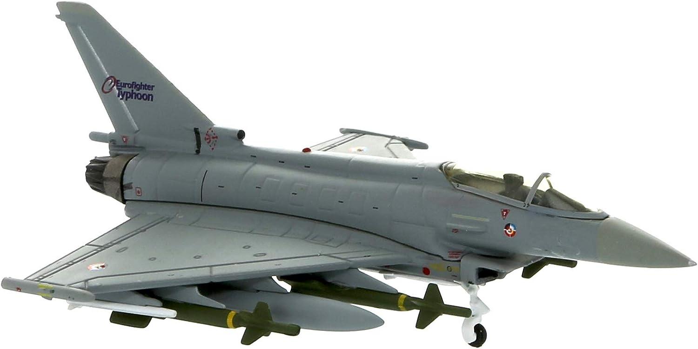 HOGAN WINGS 10903 Modelo Avión Eurofighter Typhon 4-Nations Colores, Metal 1/200: Amazon.es: Juguetes y juegos