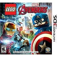 Los vengadores de LEGO Marvel - 3DS