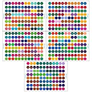 Aroma Designs Young Living Bottle Cap Stickers (Pack of 2)