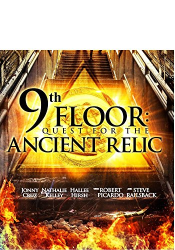 9th Floor: Quest for the Ancient Relic (AKA Infiltrators) [Blu-ray]