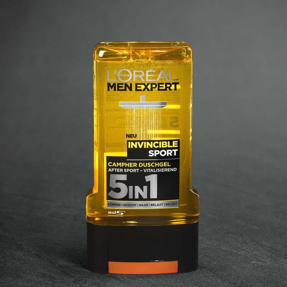 [amazon.de] L'Oreal Men Expert Invincible Sport 3x300ml um 5,14€