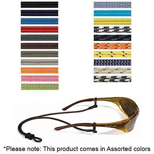 0d3d6ed042 Amazon.com  Optic Nerve Croakies Terra Spec Micro Solid Eyewear ...