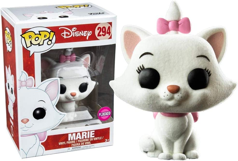 THE ARISTOCATS NOW AVAILABLE FUNKO POP! FLOCKED SPECIAL EDITION MARIE