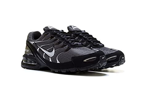 Nike Men s Air Max Torch 4 Running Shoe Anthracite Metallic Silver Black  Size 11. 5 M US  Buy Online at Low Prices in India - Amazon.in 85b0bd949