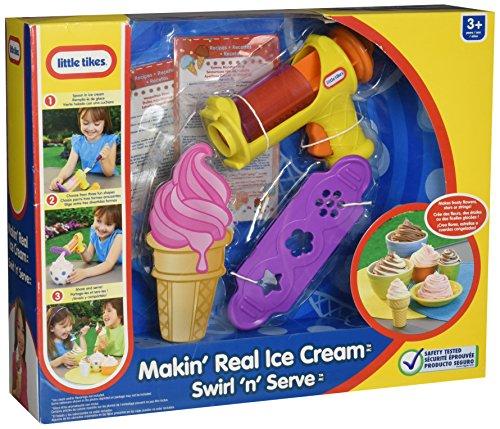 Little Tikes Makin' Real Ice Cream Swirl 'n Serve
