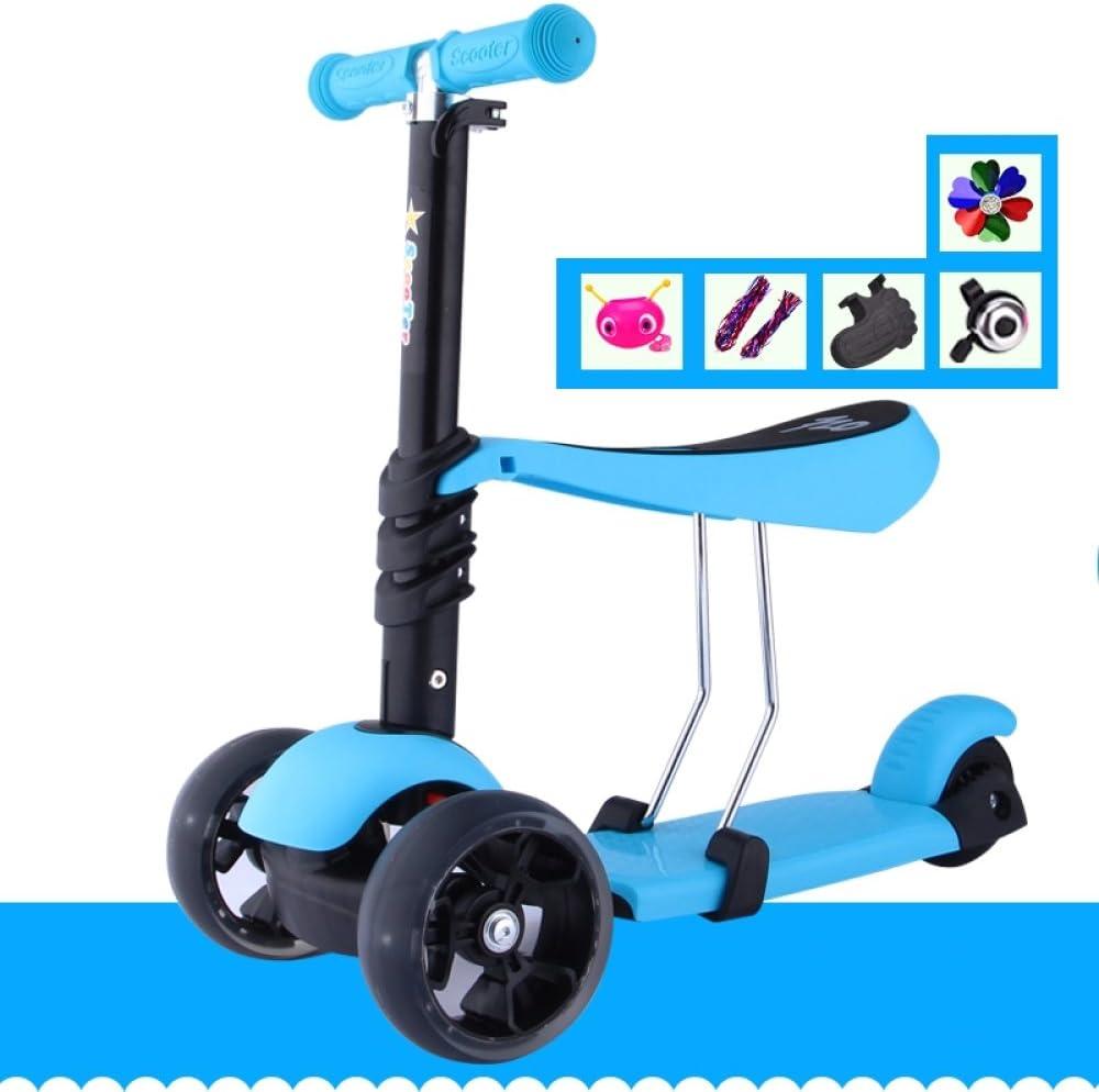 Los Mini-niños Scooter Caminan Walker Adecuado Para Niños De 2-11 ...
