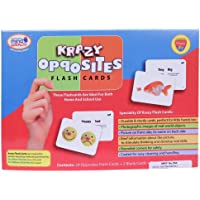 Krazy Opposites - Flash Cards