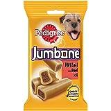 Pedigree Jumbone Small Dog Treats with Beef, 45 g (Pack of 4)