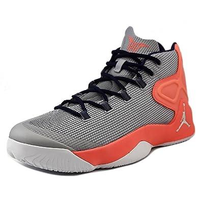 79d70c62d9b Nike Men's Jordan Melo M12 Basketball Shoes, Grey, 14.5: Amazon.co ...