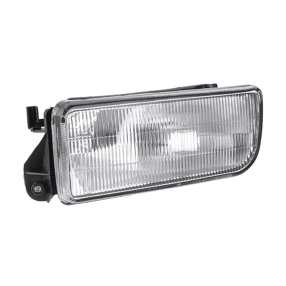 CUHAWUDBA Car Lentille De Lampe De Brouillard De Pare-Chocs Avant pour E36 1992 1993 1994 1995-1998 H1 sans Ampoule