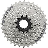Shimano 9-Speed Mountain Bicycle Cassette - CS-HG201-9