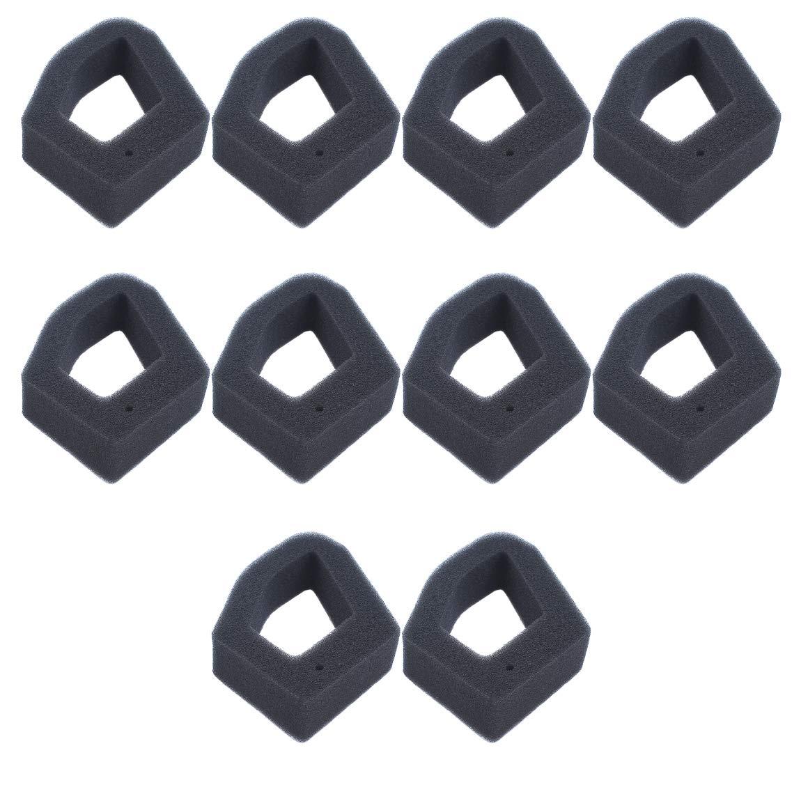 10 Unids/Lote 17211-Z0Z-000 Elemento de Filtro de Aire apropiado ...