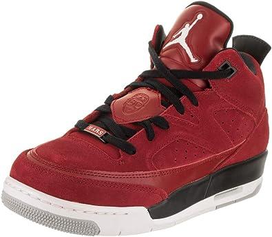 Jordan Nike Hijo de Baja BG Zapatillas de Baloncesto de Estados ...