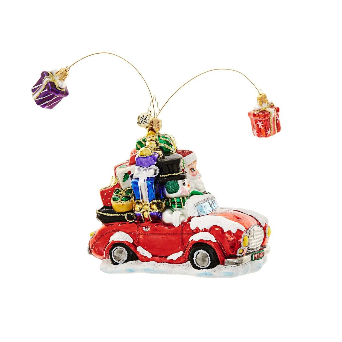 Christopher Radko Gifts Are Poppin' Ornament 1018622
