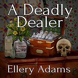 A Deadly Dealer Audiobook