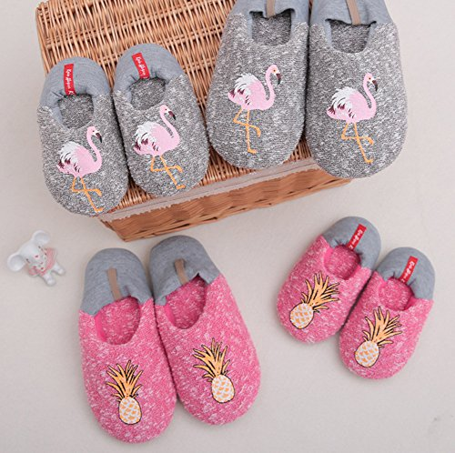 Bird Women's Bootie Cartoon and Silent House Family Shoes Slippers Kid's Womens Lovely HqHrP