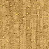 Windham Fabrics Uncorked Cork Metallic Gold Fabric By The Yard
