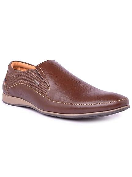 Buy Buckaroo DOLEN-Brown Men's Slip-on