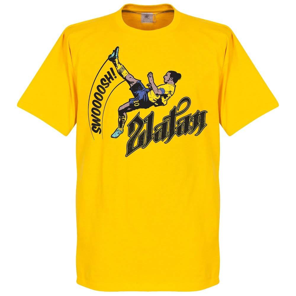 Zlatan Ibrahimovic Bicycle Kick T-Shirt gelb