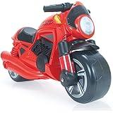 Injusa - Correpasillos Moto Wheeler, color roja (189)