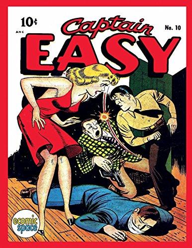 Captain Easy #10 [Publications, Better] (Tapa Blanda)