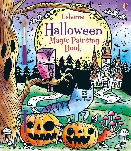 Magic Painting Halloween -