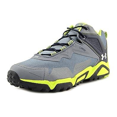 Under Armour Tabor Ridge Low Men US 8 Gray Hiking Shoe