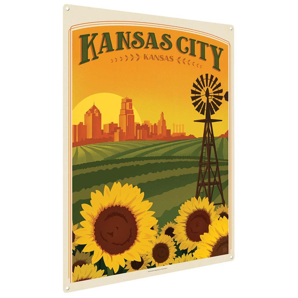 Amazon.com: Anderson Design Group Kansas City, KS 18\