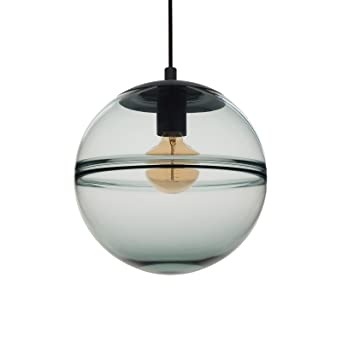 Casamotion unique optic contemporary hand blown glass pendant light casamotion unique optic contemporary hand blown glass pendant light ceiling hanging lighting fixtures light aloadofball Image collections