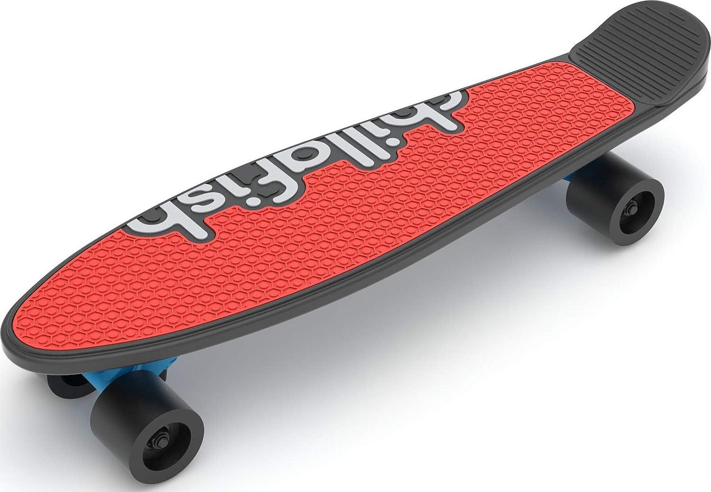 Chillafish CPSK01RED Skatie monopat/ín de Entrenamiento Personalizable